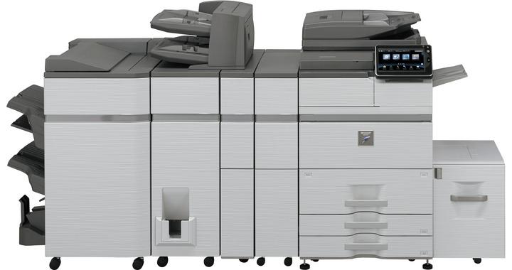 MX-M754N / MX-M654N